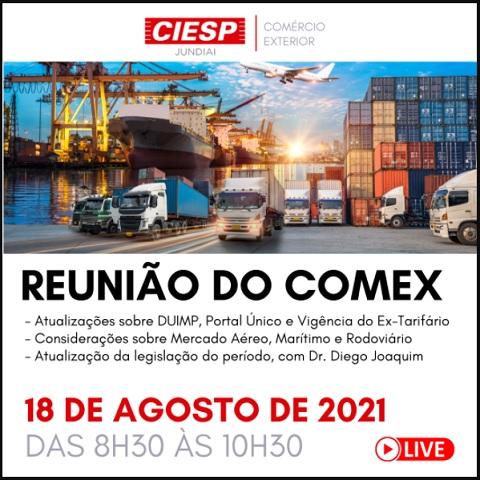 REUNIÃO COMEX